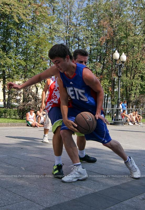 Московский репортаж, Москва, Bosco, BOSCOSport, Евробаскет, баскетбол, РФБ
