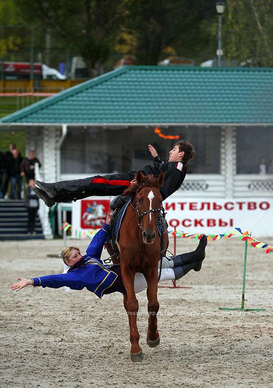 Московский репортаж, Москва, Битца, конный спорт, CSI 3*, конкур