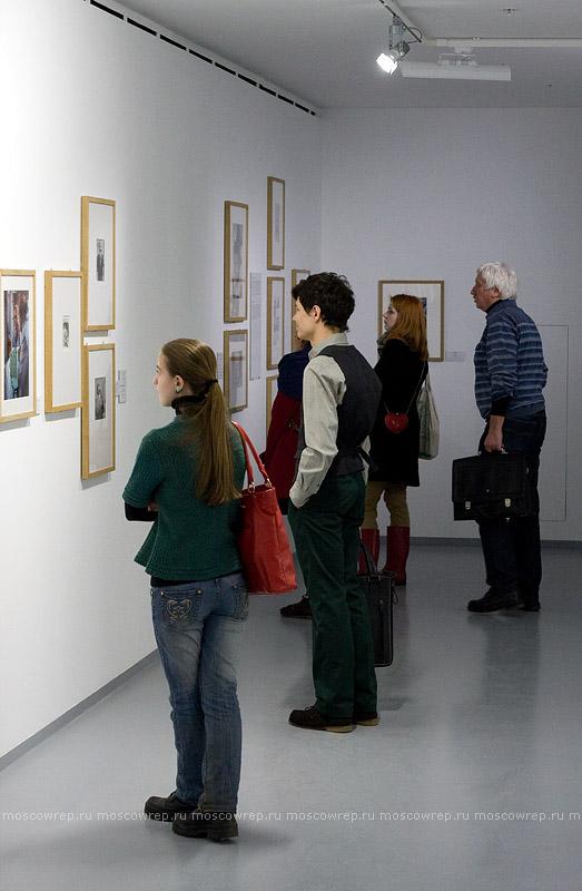 москва, выставки, МДФ, Феллини, московский репортаж