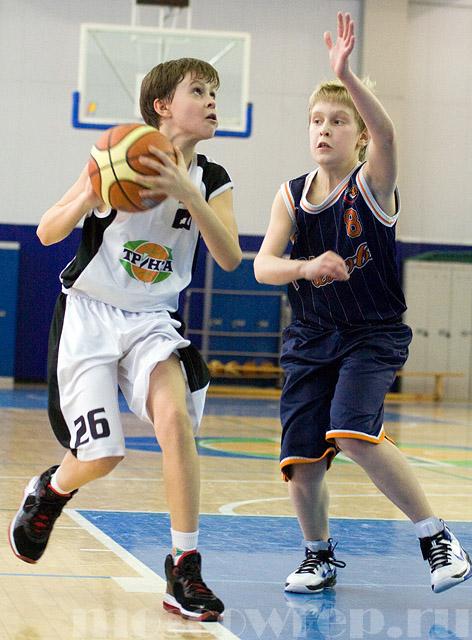 Москва, ИА Московский репортаж, Тринта, баскетбол