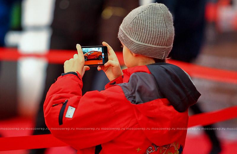 Московский репортаж, Москва, Ёмобиль, Е-мобиль, Емобиль, Ё-мобиль, Jomobil, Прохоров, ОНЭКСИМ