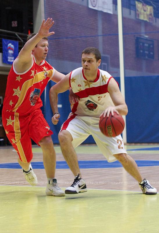 Московский репортаж, Москва, стритбол, МБЛ, Матч всех звезд МБЛ