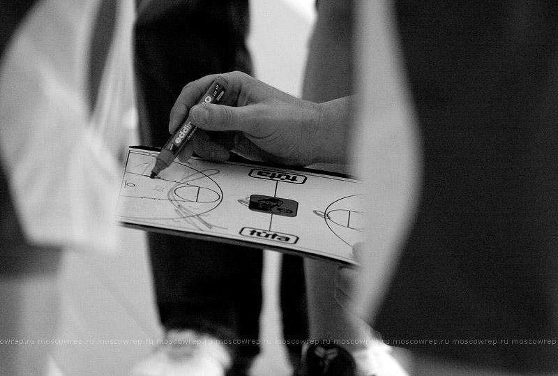 московский репортаж, баскетбол, первенство России, 94 г.р., Тринта