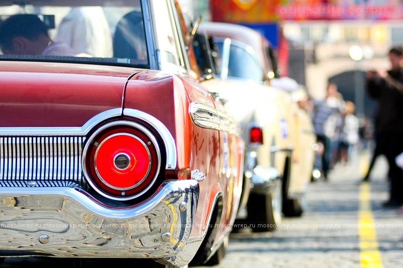 москва, московский репортаж, раритетные авто, винтаж, авто, ралли клуб раритетных автомобилей, РККА