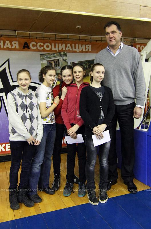 Сабонис, Sabonis, Московский репортаж, баскетбол, EuroBasket2011, Тринта, Валентина Башкирова, Галина Воронина