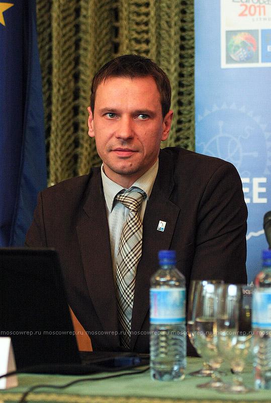 Сабонис, Sabonis, Московский репортаж, баскетбол, EuroBasket2011