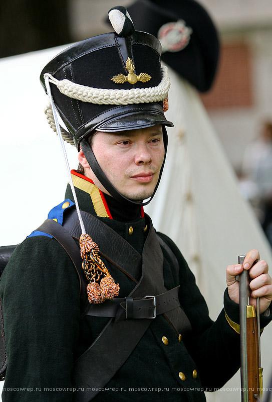 Московский репортаж, Москва, Бивак 1812, Царицыно