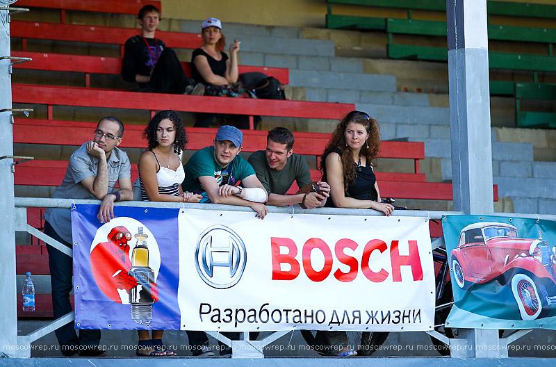 Московский репортаж, Москва, Bosch, Bosch Moskau Klassik