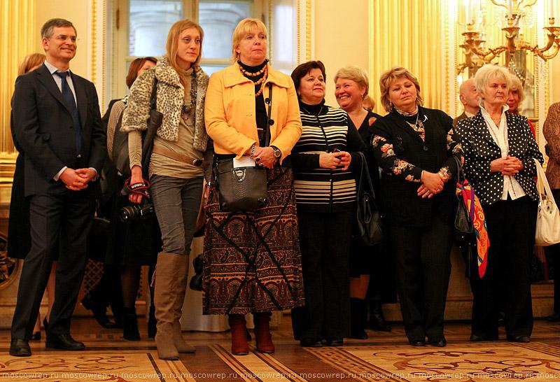Московский репортаж, Москва, Царицыно, Чапургина