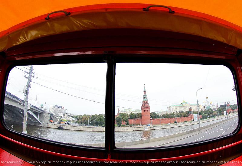 Московский репортаж, Москва, Сититур