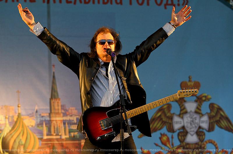 Московский репортаж, Москва, День города, Царицыно