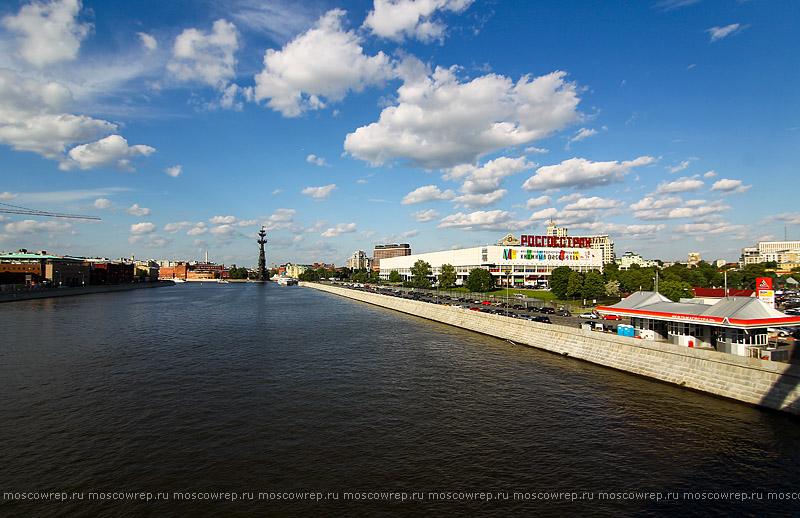 Московский репортаж, Москва, ЦДХ, Фестиваль книг