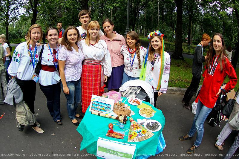 Московский репортаж, Москва, Сокольники, фестиваль культур