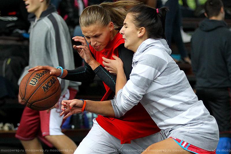 Московский репортаж, Москва, Ghetto Basket, Под Мостом