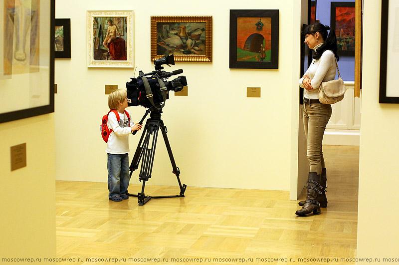 Московский репортаж, Москва, Царицыно, Сергей Григорьянц