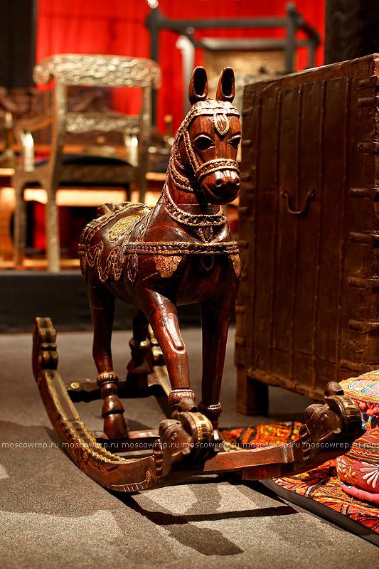 Московский репортаж, Москва, загадочная Индия, Ветошный