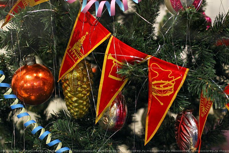 Московский репортаж, Москва, Кузьминки, Новый год