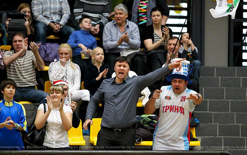 Московский репортаж, Москва, баскетбол, Новогодние шишки, Тринта, Глория, Тимирязевская