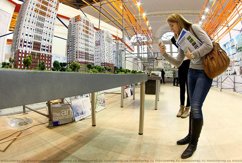 Московский репортаж, Москва, Зодчество-2012, Манеж