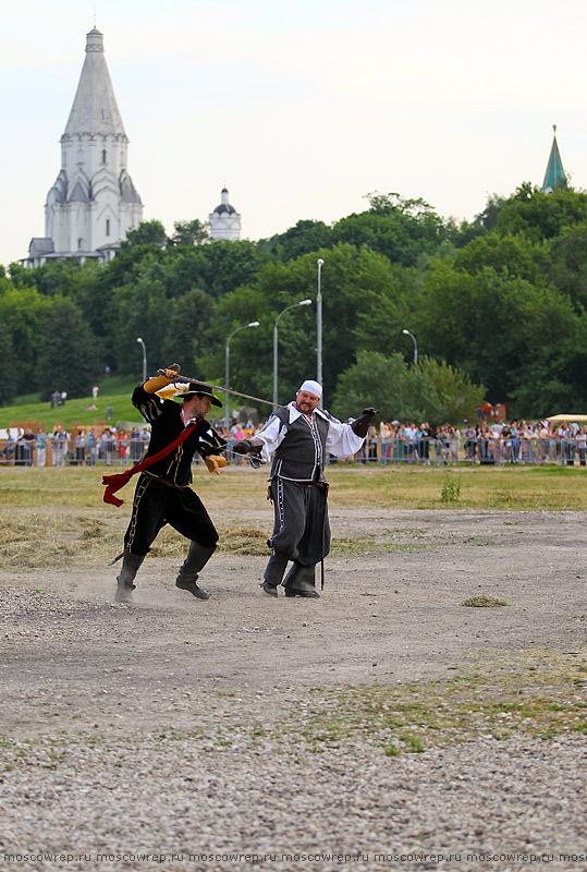 Московский репортаж, Москва, Времена и эпохи, Коломенское, Собянин