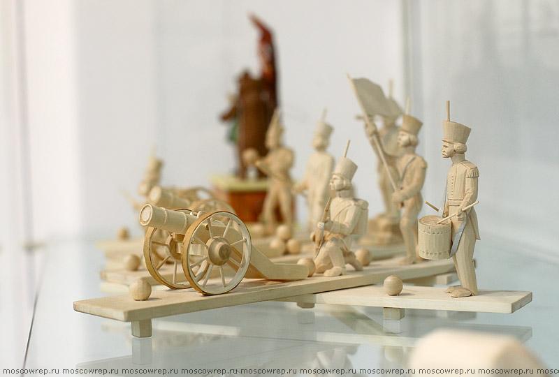 Москва, Московский репортаж, ВМДПИ, Богородская игрушка, Богородская панорама