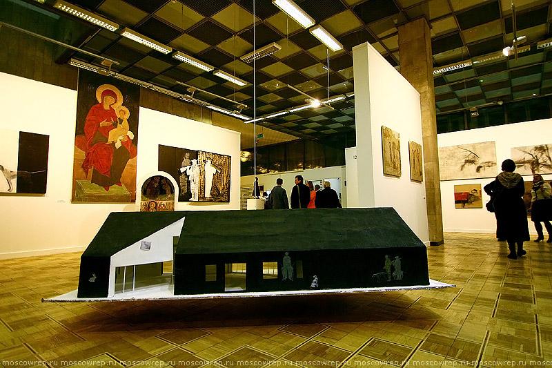 Московский репортаж, Москва, ЦДХ, ЦДХ-2013, Международный художественный салон