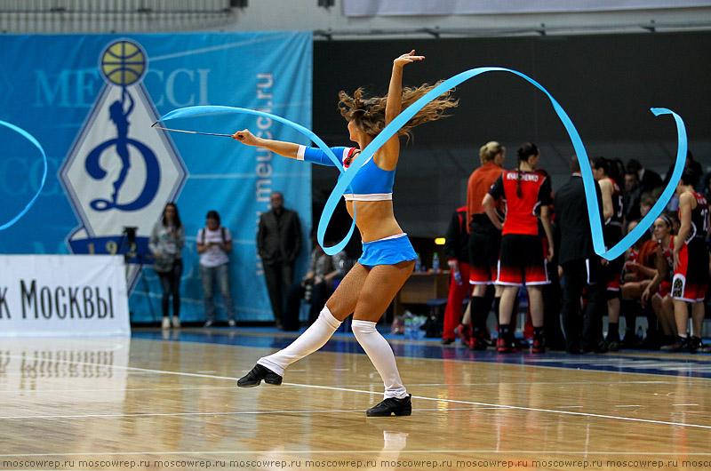 Московский репортаж, Москва, баскетбол, basketball, cheerleader, </p> <p>чирлидер, черлидер, чирлидинг, черлидинг