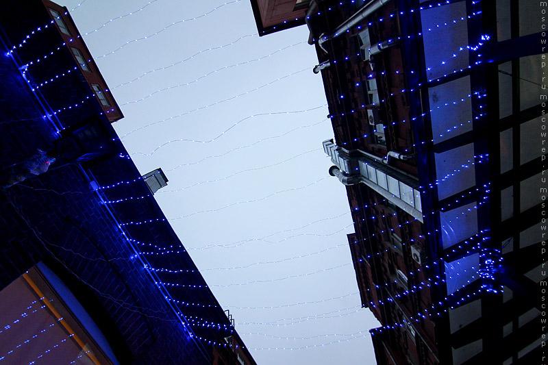 Московский репортаж, Москва, Красный Октябрь, Снеговик, Новый год