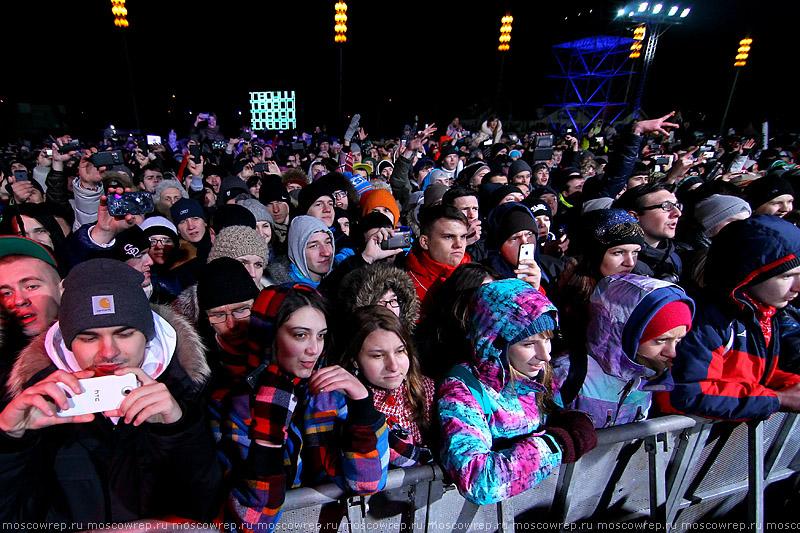 Московский репортаж, Москва, Grand Prix de Russie, ВВЦ, XZIBIT