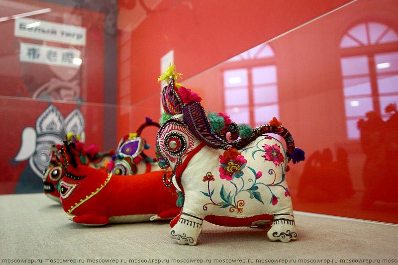 Москва, Московский репортаж, Новый Манеж, Китай, игрушка