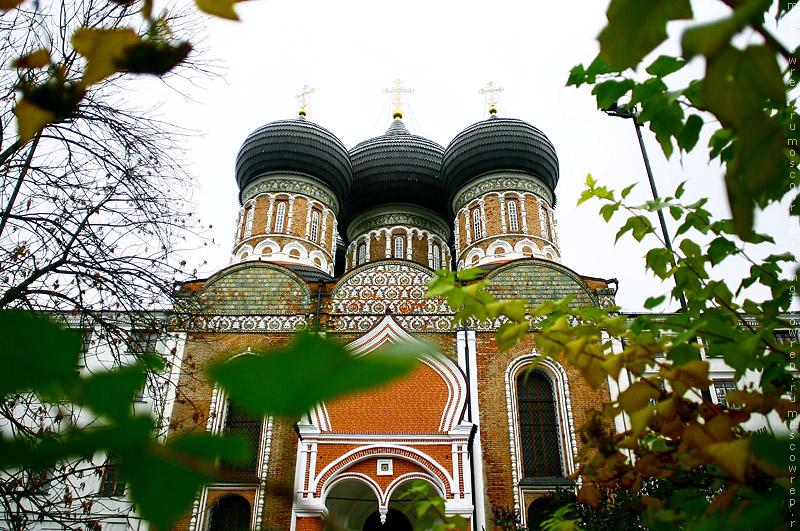 Москва, Московский репортаж, Измайловский остров<br />