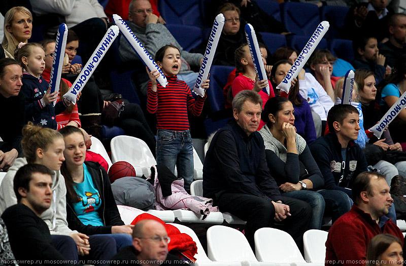 Московский репортаж, Москва, баскетбол, basketball, Финал четырех, </p> <p>Кубок России, Корстин