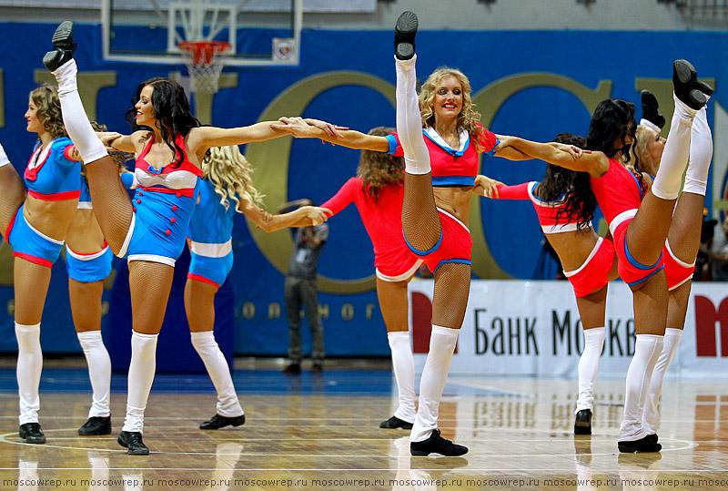 Московский репортаж, Москва, баскетбол, basketball, Финал четырех, Кубок России, Корстин
