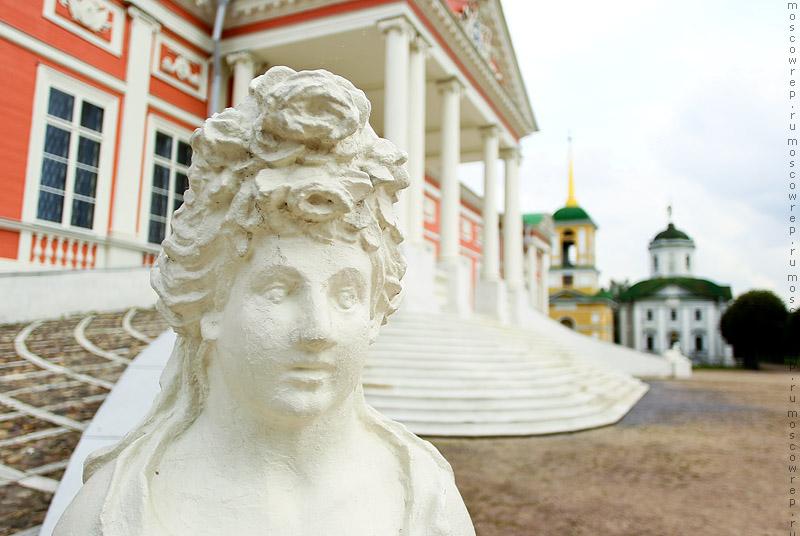 Московский репортаж, Москва, Кусково