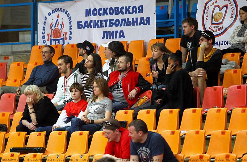 Московский репортаж, Москва, Дружба, МБЛ, Матч звезд 2013