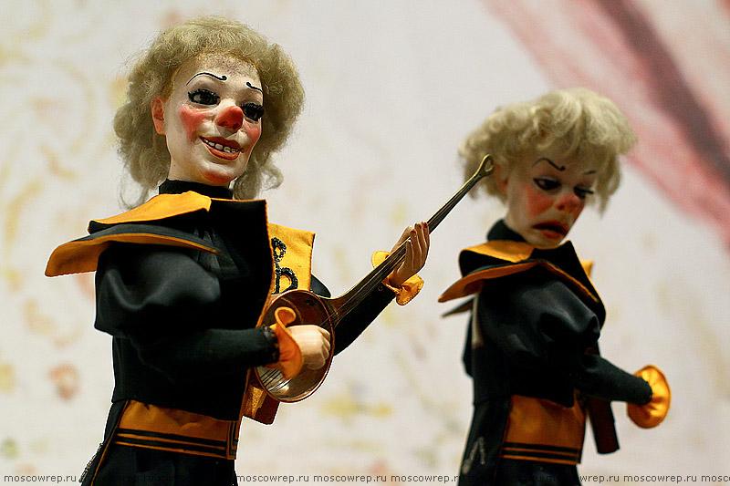 Москва, Московский репортаж, ВМДПИ, Танец дворцовых кукол, Давид Якобашвили