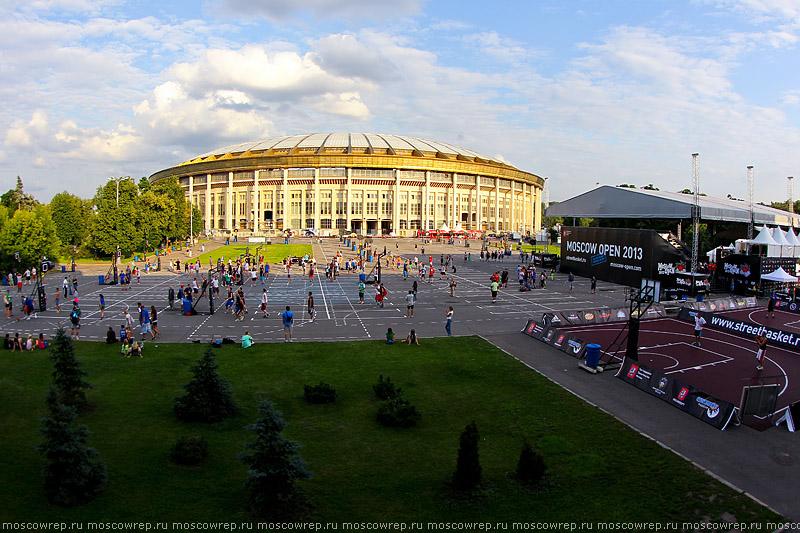 Московский репортаж, Москва, Лужники, Moscow Open 2013