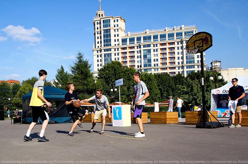 Московский репортаж, Москва, Музеон, Прямой контакт