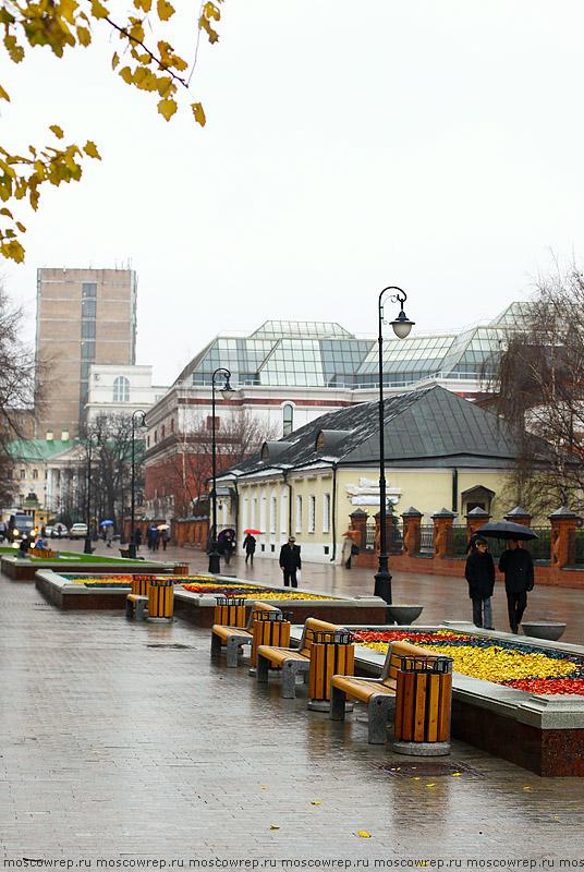 Москва, Московский репортаж, Москва пешеходная, пешеходная зона