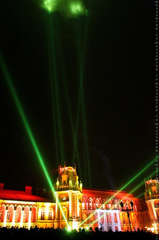 Московский репортаж, Москва,  PianomaniЯ open air, Дмитрий Маликов, Царицыно, Light fest, В круге света<br />