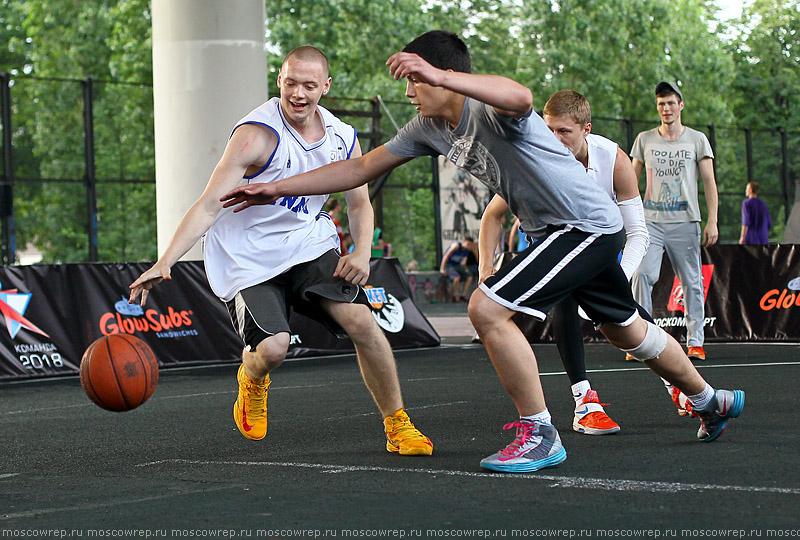 Московский репортаж, Москва, Под Мостом, Ghetto Basket, стритбол, streetball, стритбаскет, геттобаскет
