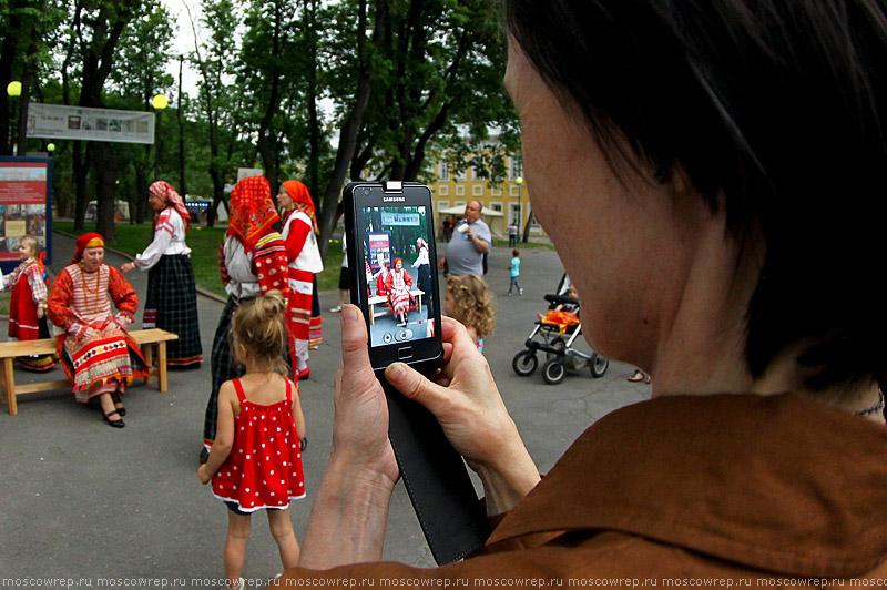 Московский репортаж, Москва, Птица Радость, Древо жизни, ВМДПНИ