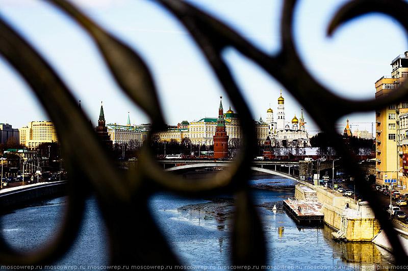 Московский репортаж, Москва,