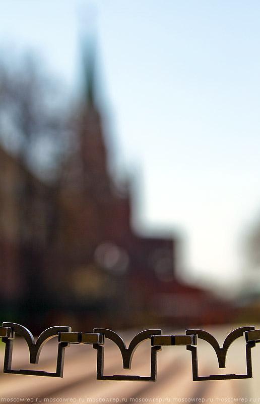 Московский репортаж, Москва, День Победы, Красная площадь, возложение венков