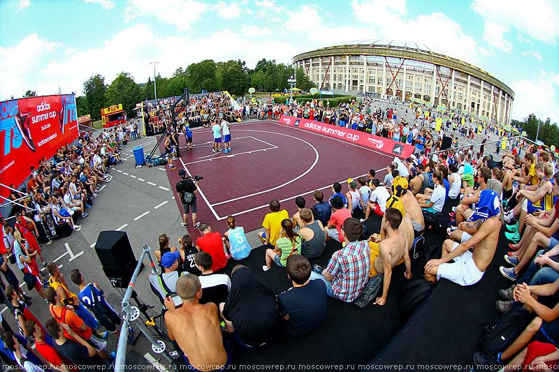 Москва, Московский репортаж, adidas summer cup, стритбаскет, streetbasket, Под мостом