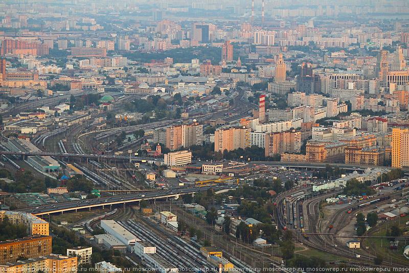 Москва, Московский репортаж,  Останкино, Останкинская телебашня