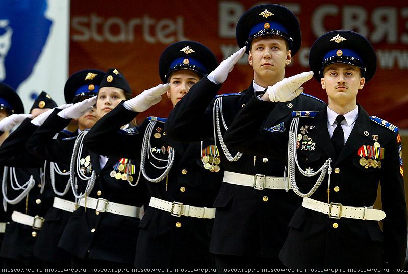 Московский репортаж, Москва, ЦСКА, Бавария, баскетбол, basketball