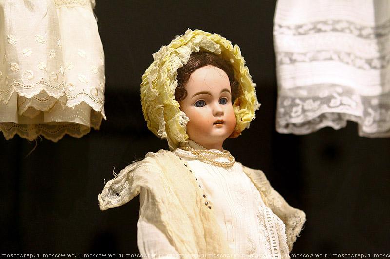 Москва, Московский репортаж, кукла, Юлия Вишневская, Мода по-взрослому Истории из кукольного гардероба, Царицыно