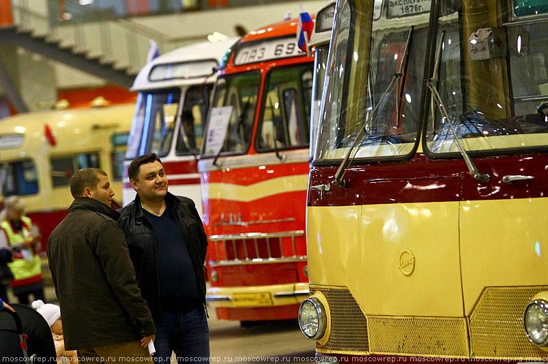 Московский репортаж, Москва, ВДНХ, ЭкспоСитиТранс 2014
