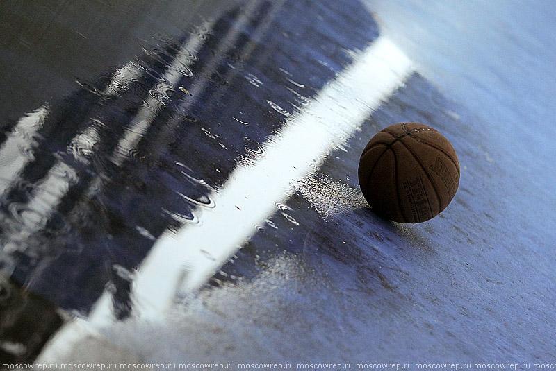 Московский репортаж, Москва, стритбаскет, баскетбол, стритбол, Под мостом, Ghetto basket, basketball, streetball